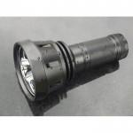 BTU Shocker 3*XM-L2 3500-Люмен 4 режима 3x18650