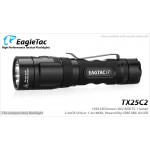 EagleTac TX25C2 Kit XM-L2 1180-Люмен 10 режимов 1-2x18650