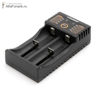 Универсальное зарядное устройство LiitoKala Lii-202 Li-Ion, Ni-MH