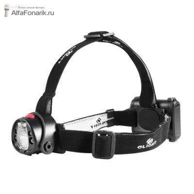 Налобный фонарь Olight H15S Wave XM-L2 250-Люмен 3 режима Встроенный аккумулятор или 4xAAA