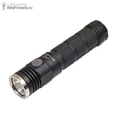 Светодиодный фонарь Skilhunt DS21 XP-L 900-Люмен 5 режимов 1x18650