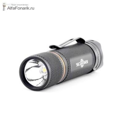 Светодиодный фонарь Z1 XP-G2 240-Люмен 4 режима 1x16340