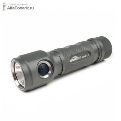 Светодиодный фонарь ZebraLight SC600 Mk II L2 XM-L2 1100-Люмен 12 режимов 1x18650