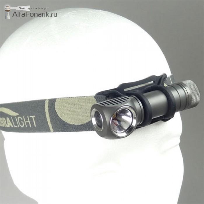Налобный фонарь ZebraLight H52w XM-L2 280-Люмен 12 ...